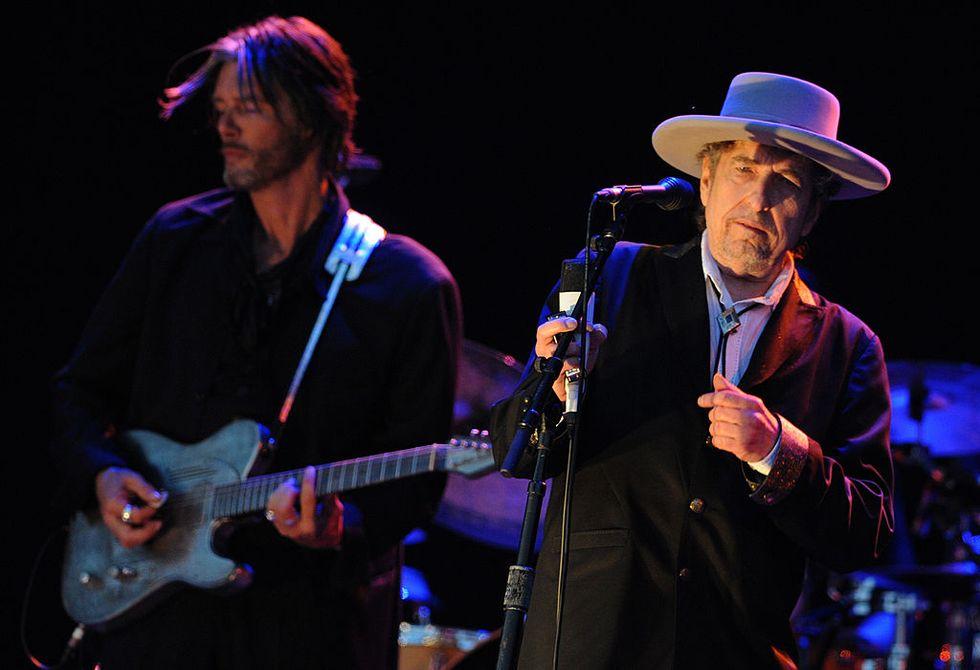 Bob Dylan, Triplicate: il primo triplo della sua carriera