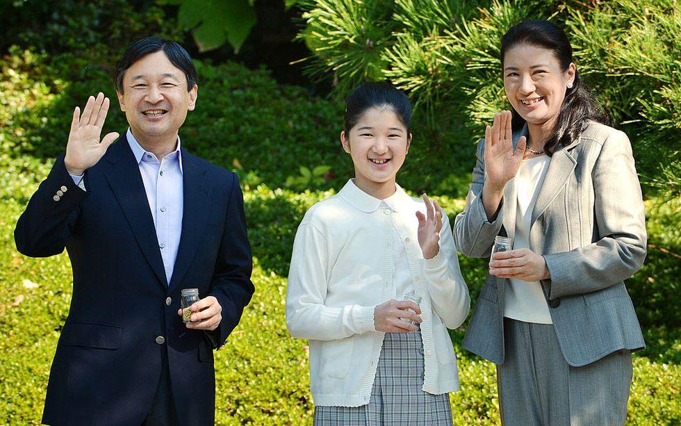 Giappone, ci sarà una regina sul trono del Crisantemo?