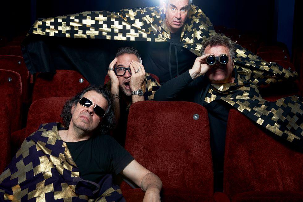 """The Pop Group: """"Noi che nel 1979  siamo andati oltre il punk"""""""