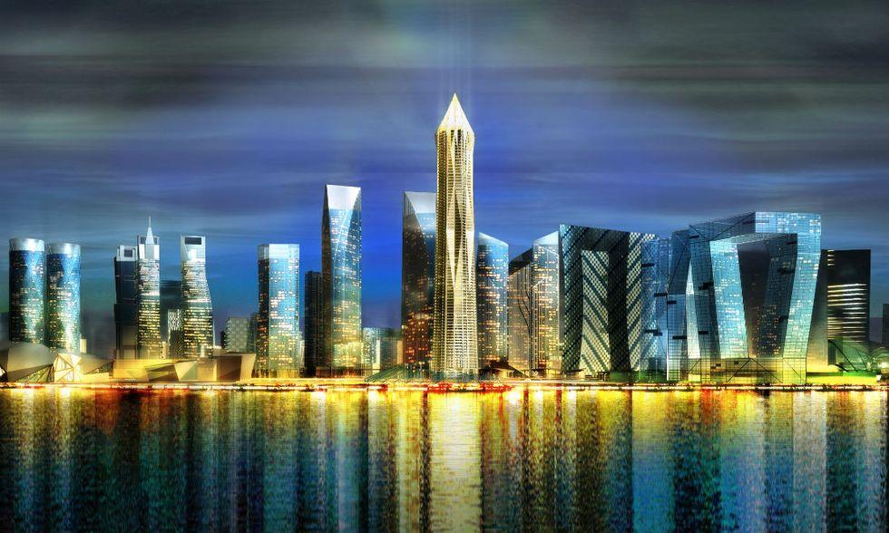Gift, così sta nascendo la città del futuro
