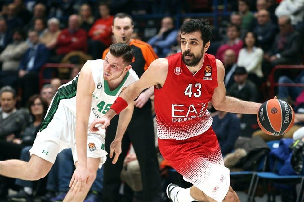 Eurolega, EA7 Milano: rimonta con il Darussafaka, ma ancora dubbi