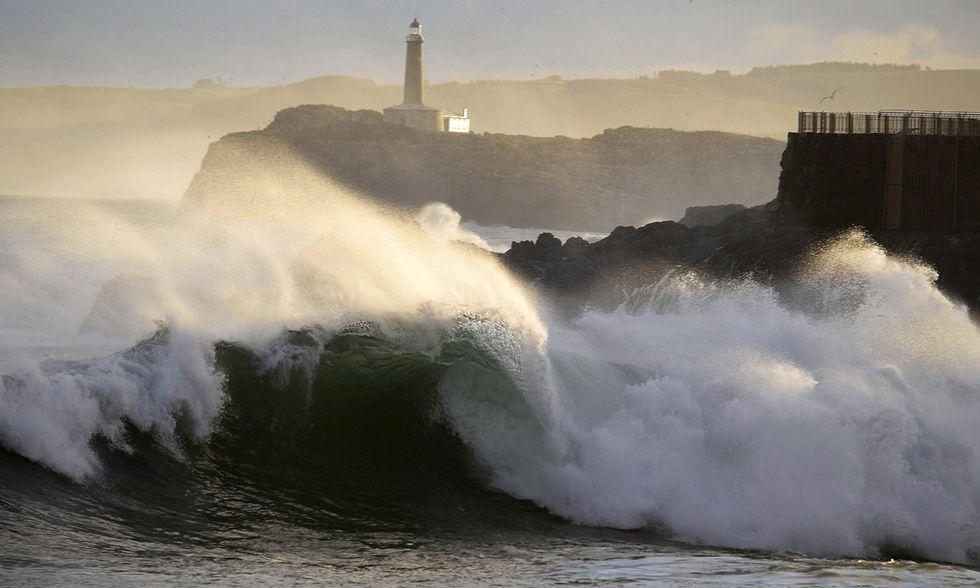 Alte onde Penisola della Maddalena