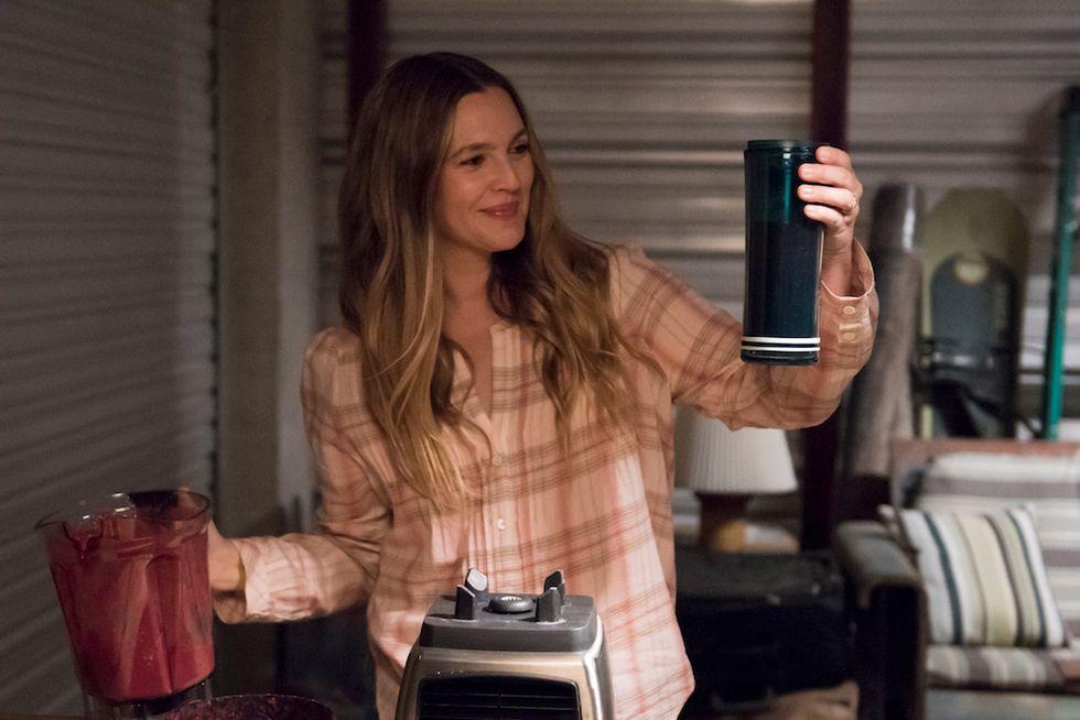 Santa Clarita Diet: trailer e foto della nuova serie con Drew Barrymore