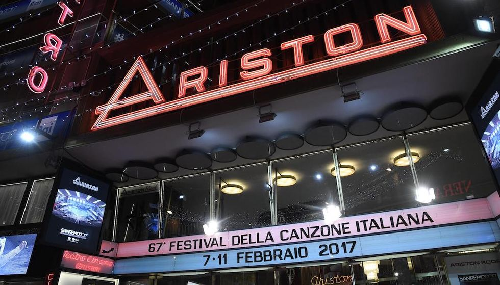 Sanremo Music Festival 2017