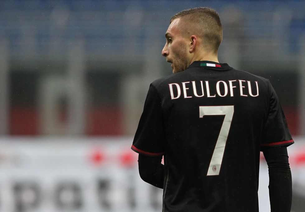 Milan: ma Deloufeu è nei progetti di mercato dei cinesi?