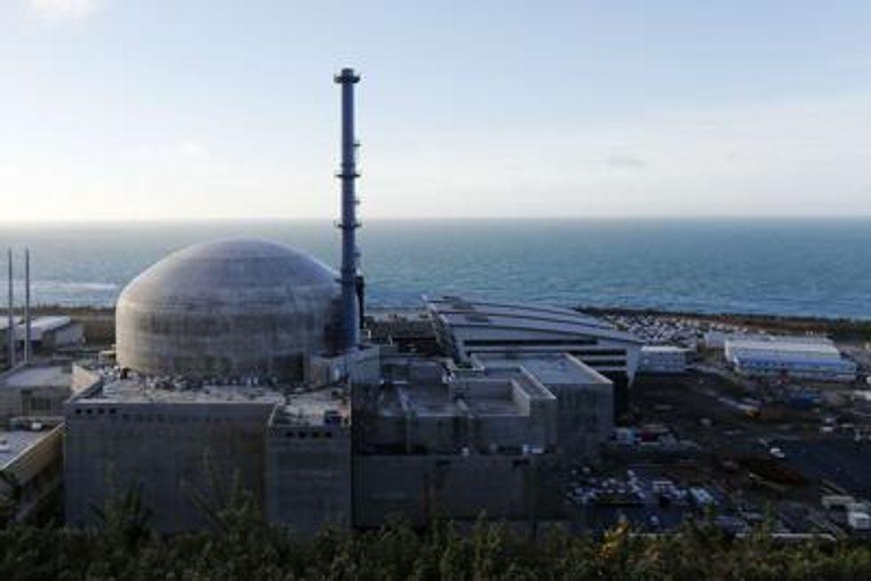 centrale nucleare flamanville esplosione video