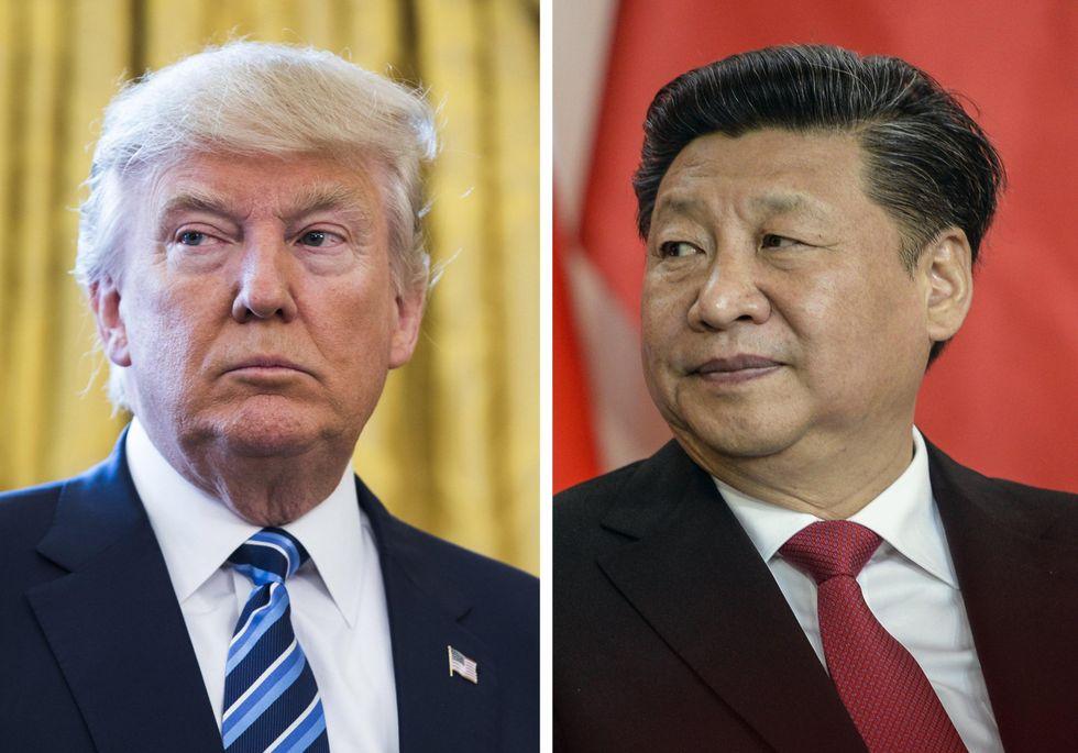 "Trump chiama Xi Jinping: ""Riconosco una sola Cina"""