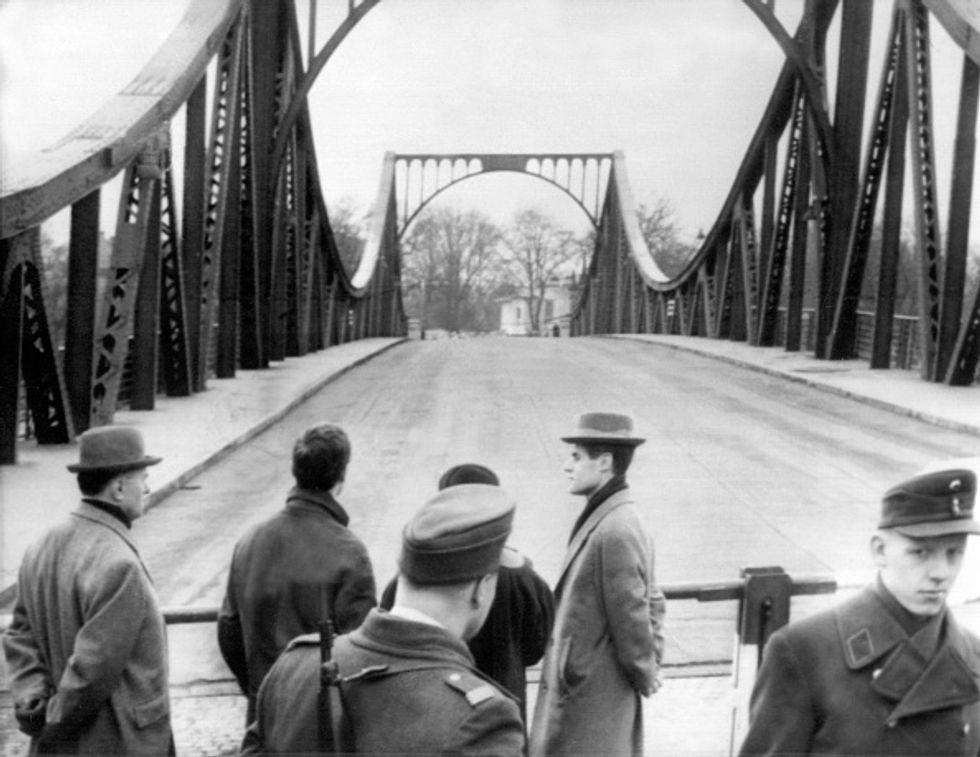 """Il """"ponte delle spie"""": 55 anni fa la vera storia"""