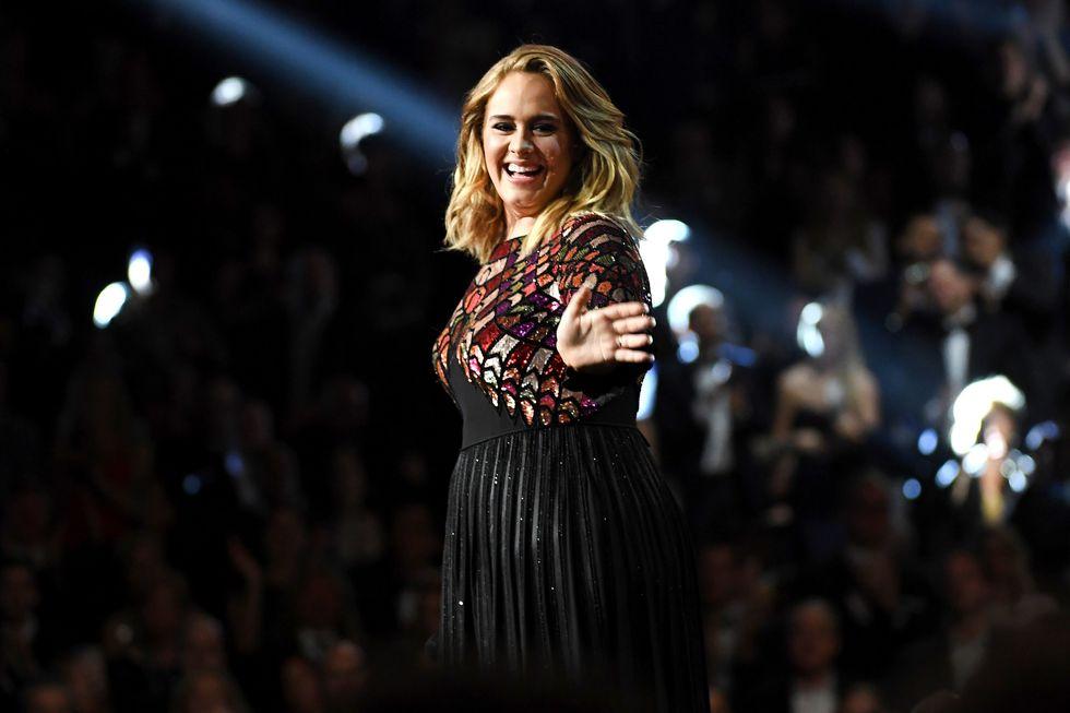 """Adele come Mina: """"Perché non canterò più dal vivo"""""""