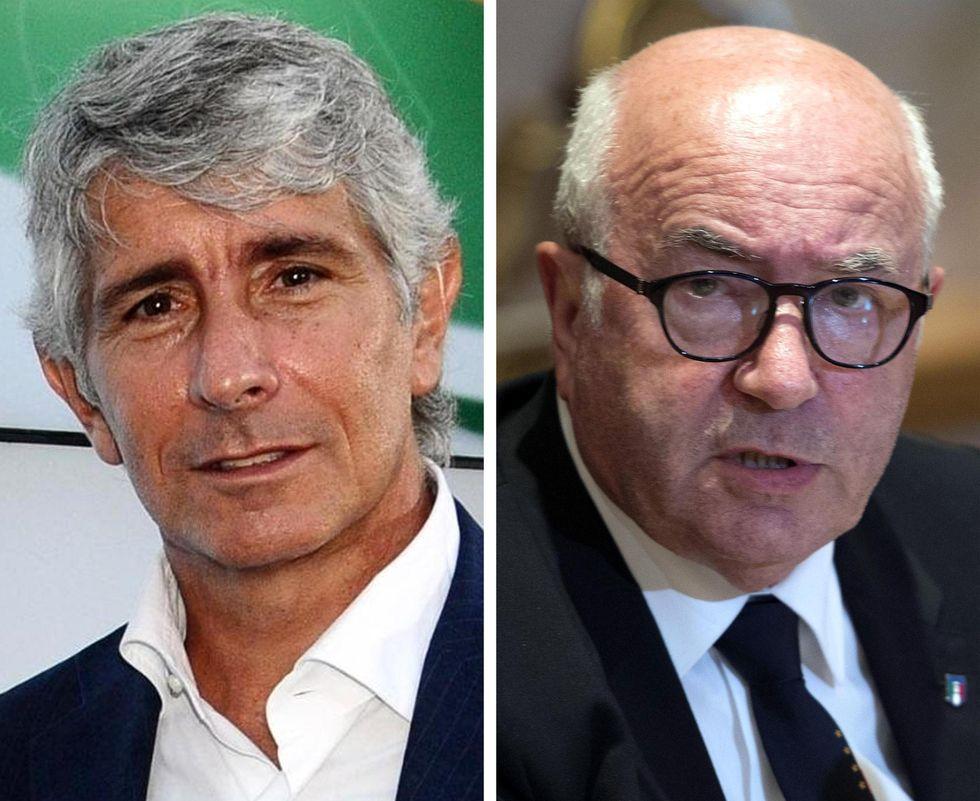Figc: Tavecchio contro Abodi, la corsa alla presidenza