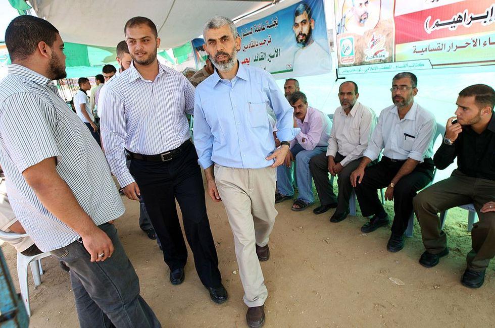 Chi è  Yehia Sinwar, il nuovo leader di Hamas