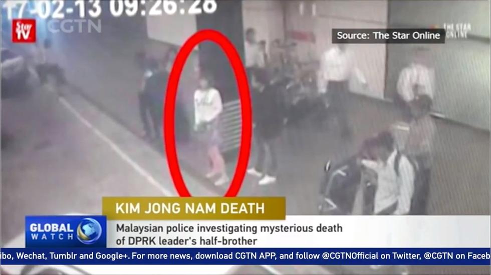 video omicidio donne Kim jong Nam