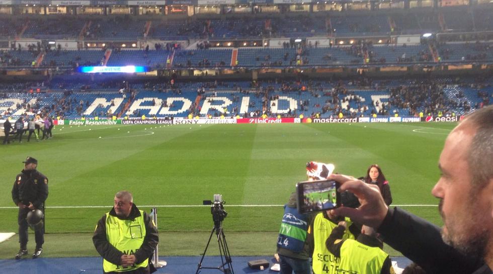 Real-Napoli: la vigilia in diretta da Madrid. Diario di un tifoso