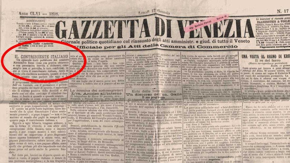 articolo-giornale-1898-fisco-Italia