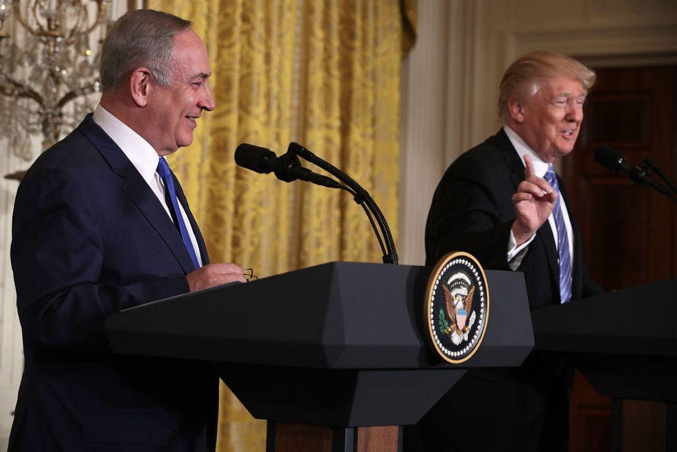 Se Trump manda in soffitta gli accordi di Oslo