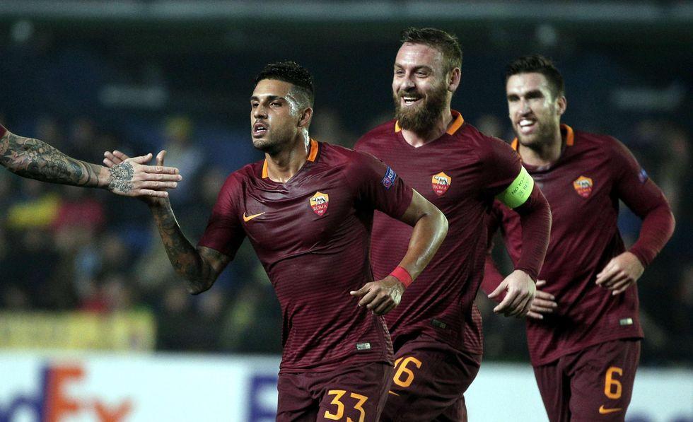 Dzeko super cannoniere, ora la Roma può sognare l'Europa League