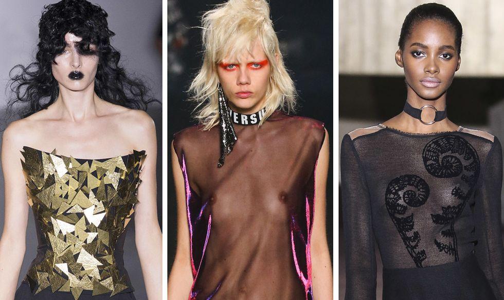 Londra fashion week moda donna