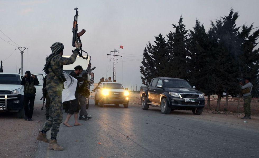 Siria: la cruenta controffensiva dell'Isis