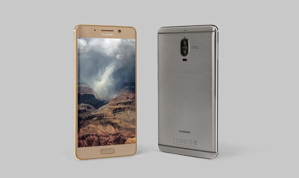Crescono display, memoria e prezzo: Huawei Mate 9 diventa Pro