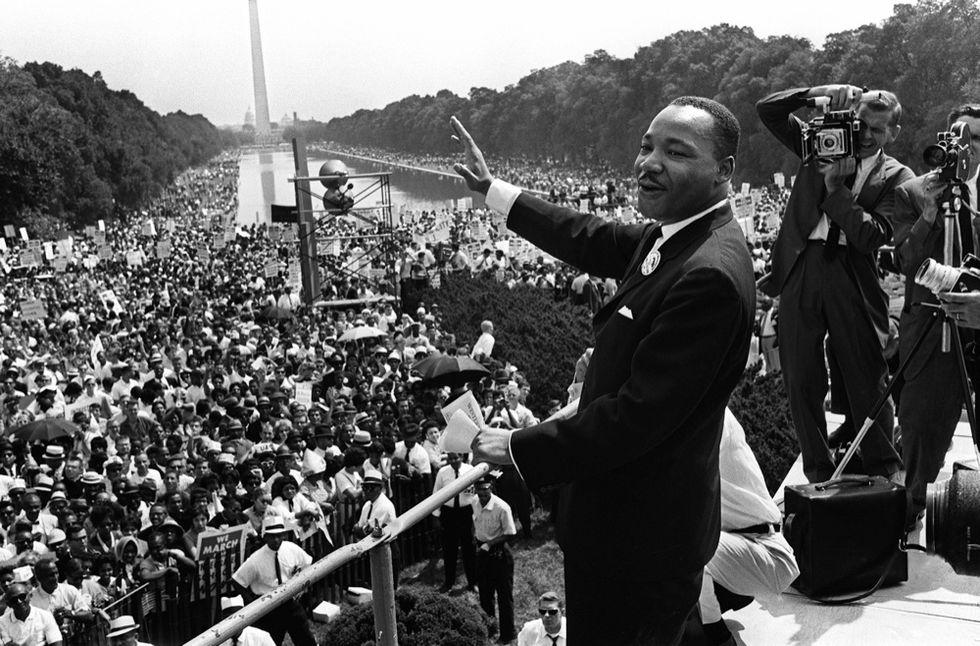 Martin Luther King: 50 anni dal Nobel per la Pace