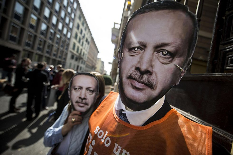 Che cosa sta succedendo in Turchia