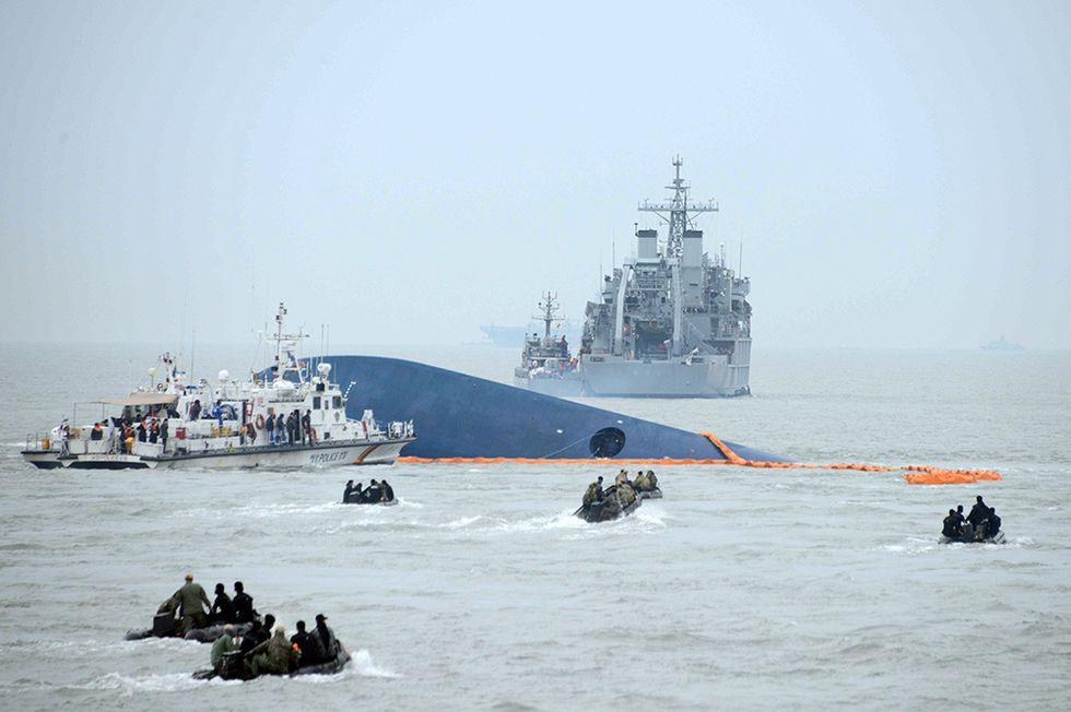 Peschereccio russo affonda in Kamchatka, oltre 50 morti