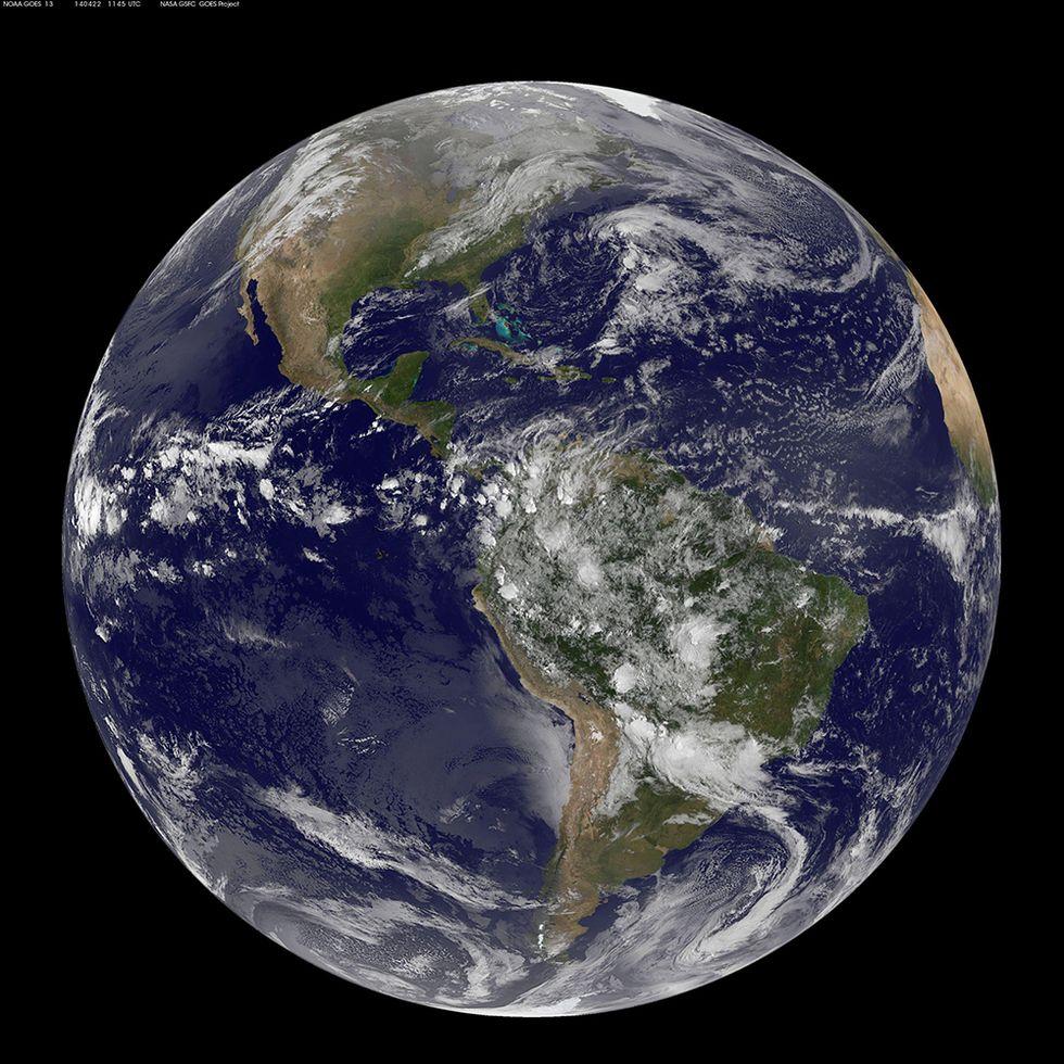 La Giornata della Terra in Foto #earthday