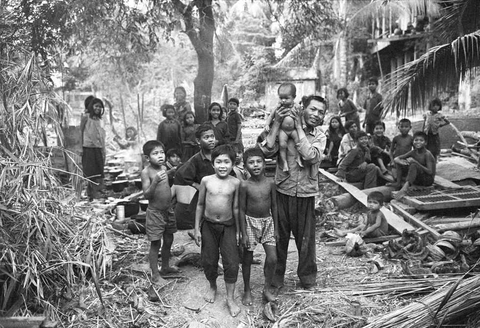 In Cambogia. Fotografie dall'Archivio Tiziano Terzani