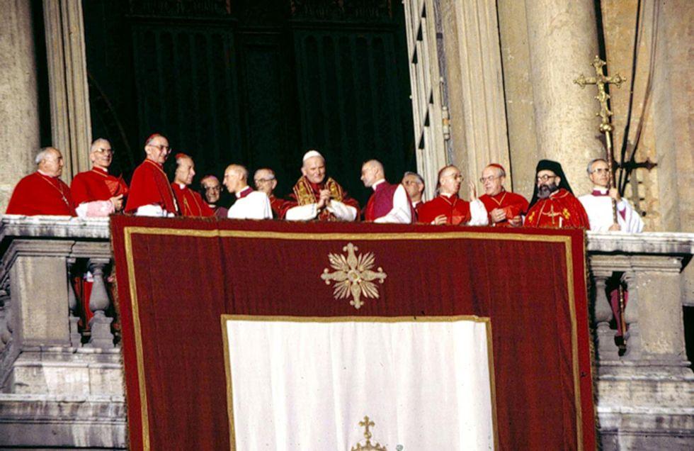 Giovanni Paolo II, la fotostoria