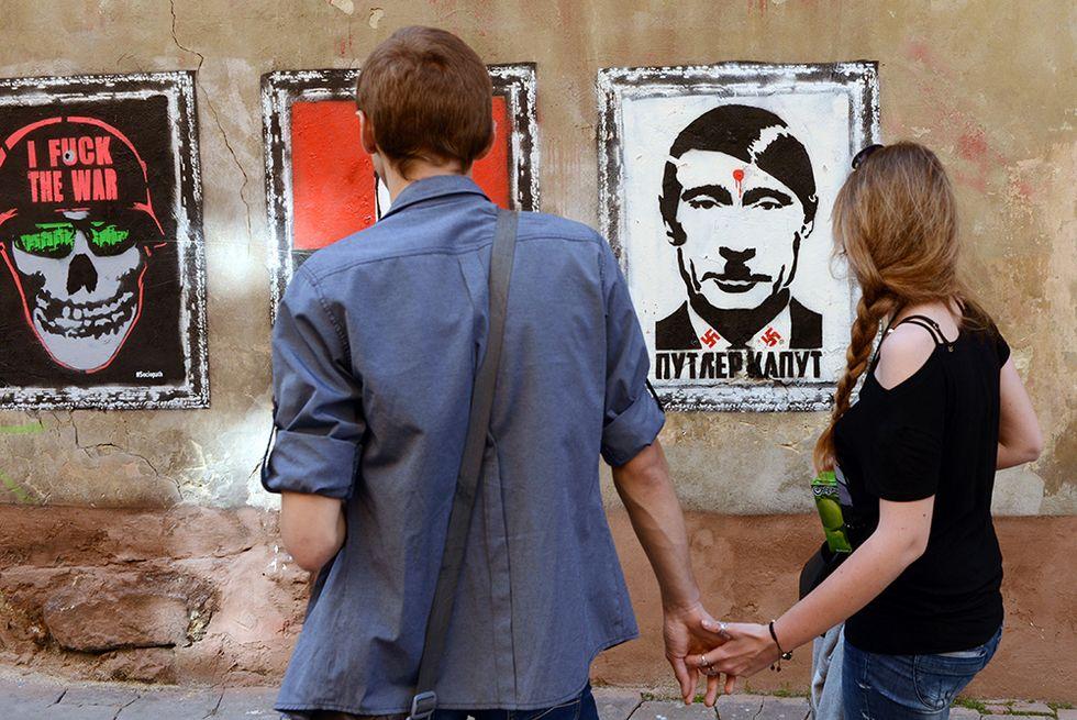 Se Mosca piange, l'Europa non ride