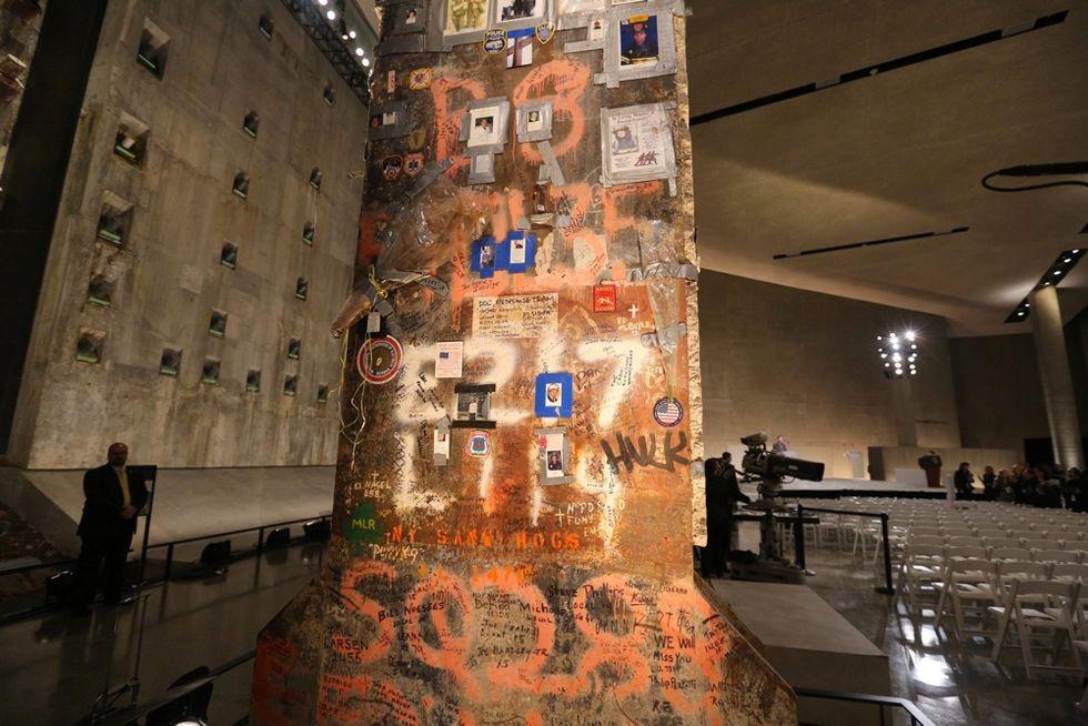 New York City: Obama inaugura il National September 11 memorial