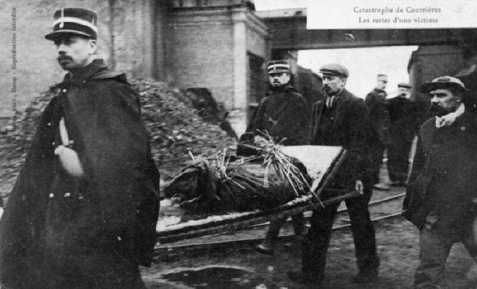 Morire di miniera: un secolo di incidenti sotterranei