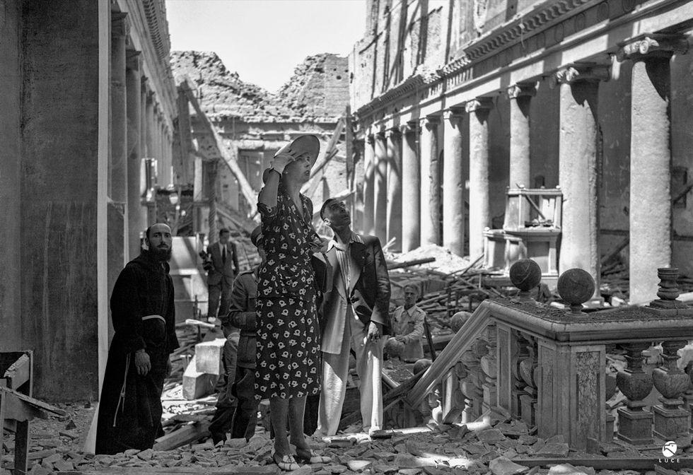 Roma verso la libertà: 19 luglio 1943 - 4 giugno 1944
