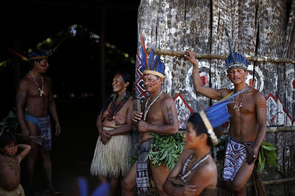 L'altro volto del Brasile dei Mondiali: gli indigeni di Manaus