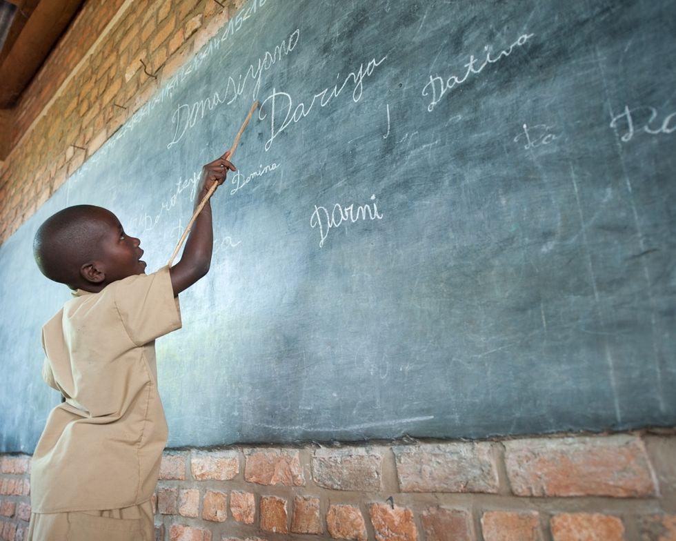 "I ""domestici bambini"" del Burundi"