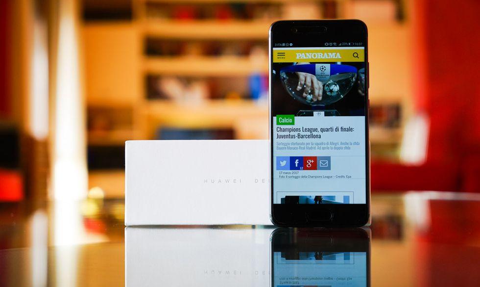 Huawei P10, la recensione