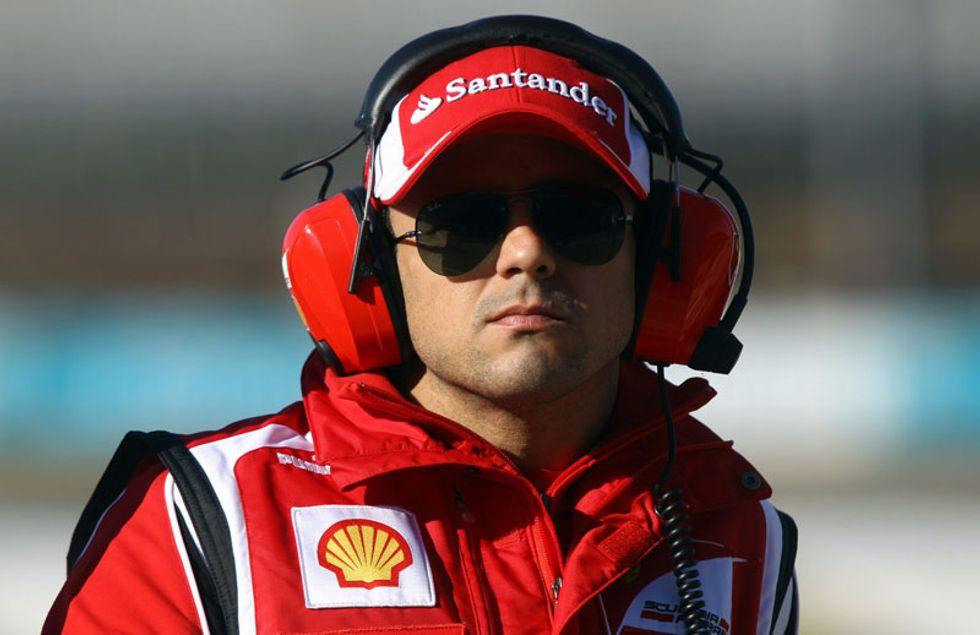 Massa, l'ultimo giro di giostra in Ferrari