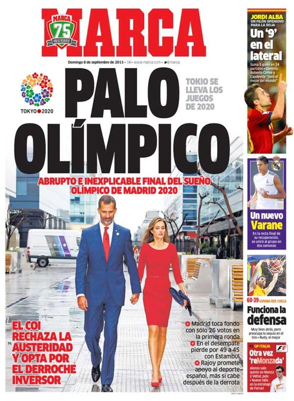 RASSEGNA - La furia di Alonso e Madrid