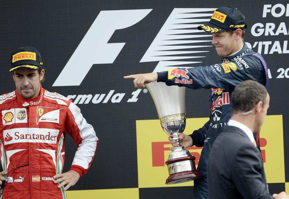"""Turrini: """"Bravo Alonso, ma questo Vettel è imbattibile"""""""