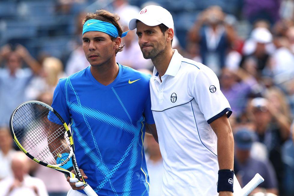 Nadal-Djokovic? Meglio anche di Lendl-McEnroe