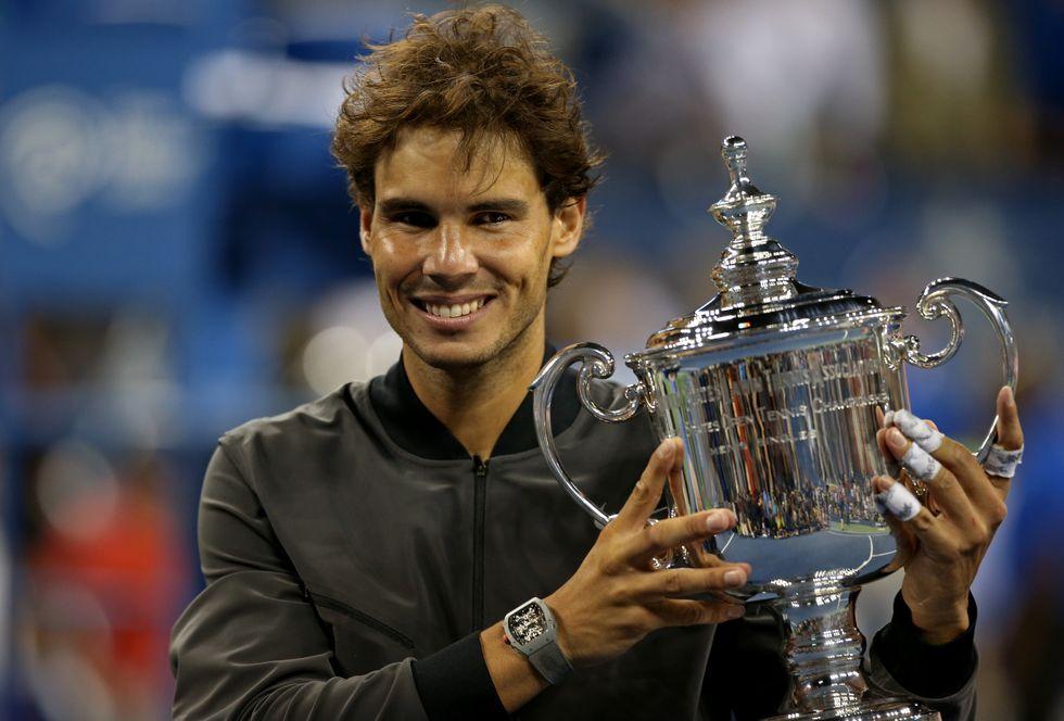 Nadal, leggenda agli Us Open