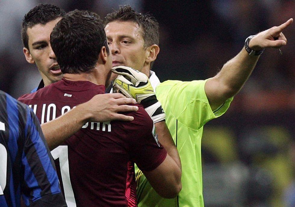 Inter-Juve: a San Siro torna Rocchi?