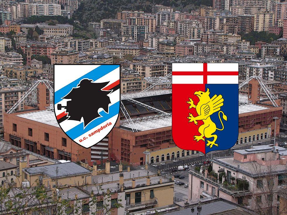 Torna lo spettacolo del derby di Genova