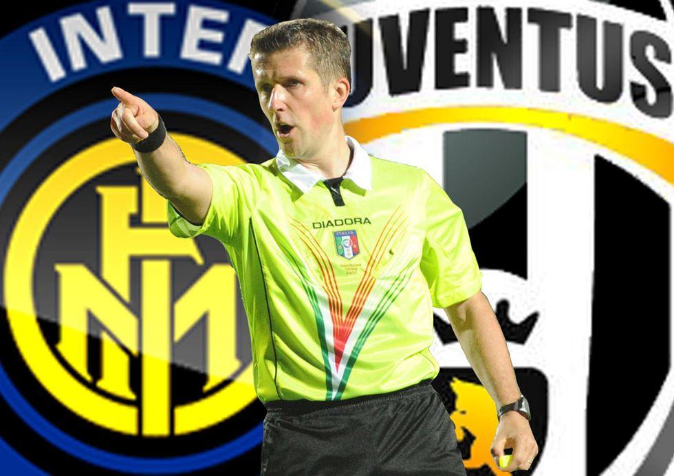 Inter-Juventus 1-1: la moviola