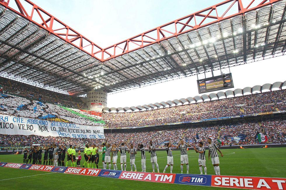 Inter-Juve, pareggio fuori stagione