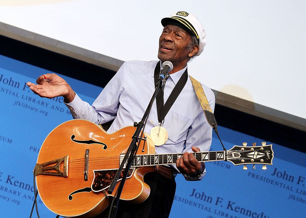 Chuck Berry: la vera storia di Johnny B. Goode, l'inno del rock'n'roll