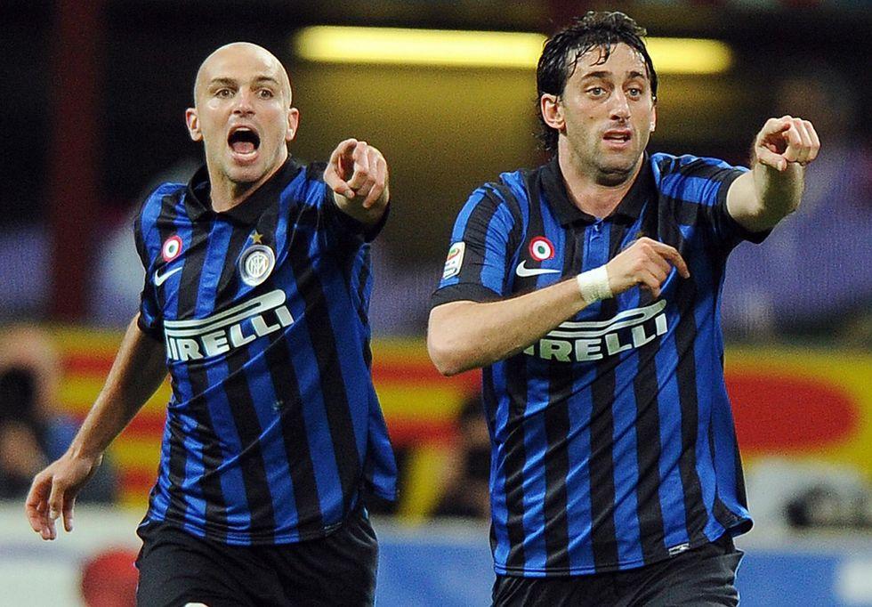 Cambiasso e Milito: ritorno al futuro per l'Inter