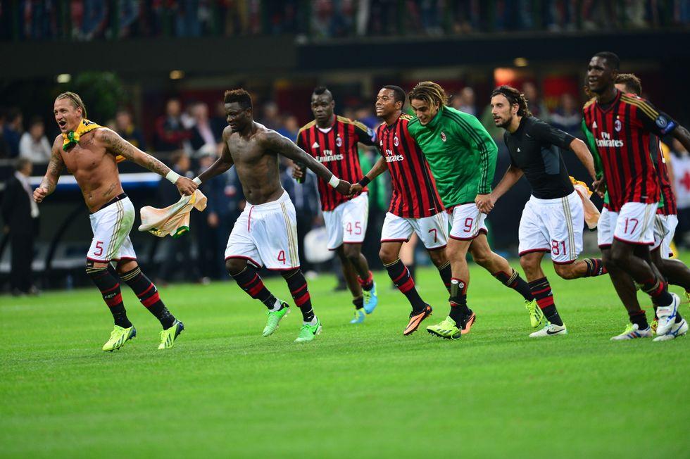 Milan, l'effetto Kakà non basta a riempire San Siro