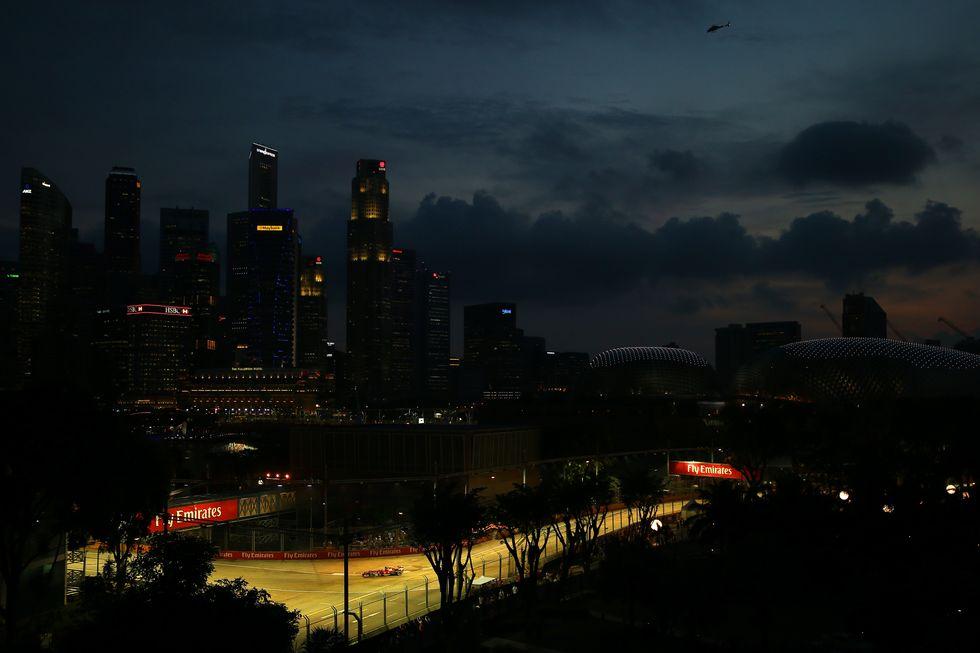 F1, Gp Singapore: quote, anticipazioni, orari e precedenti