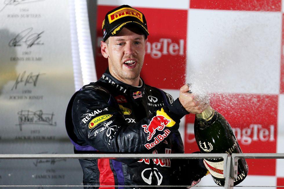 """Turrini: """"Vettel extraterrestre, ma attenti a quei due"""""""